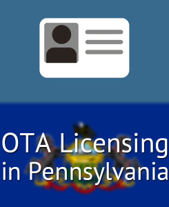 OTA Licensing in Pennsylvania