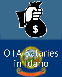 OTA Salaries in Idaho's Major Cities