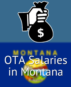 OTA Salaries in Montana's Major Cities