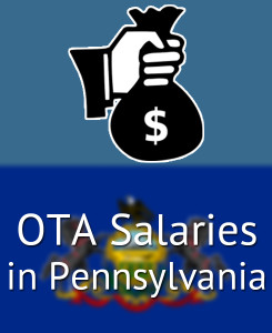 OTA Salaries in Pennsylvania's Major Cities