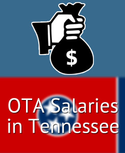 OTA Salaries in Tennessee's Major Cities