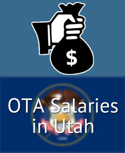 OTA Salaries in Utah's Major Cities