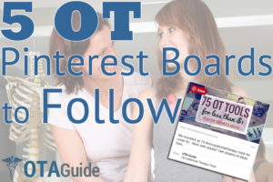 5 Occupational Therapy Pinterest Boards You Should Follow
