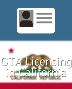 OTA Licensing in California