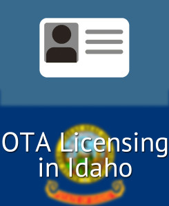 OTA Licensing in Idaho