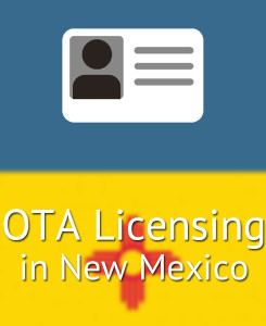 OTA Licensing in New Mexico