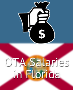 OTA Salaries in Florida's Major Cities