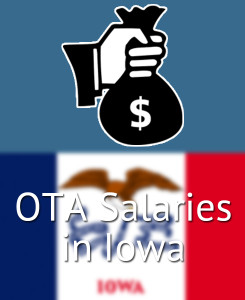 OTA Salaries in Iowa's Major Cities