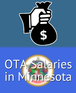 OTA Salaries in Minnesota's Major Cities