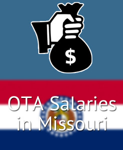 OTA Salaries in Missouri's Major Cities