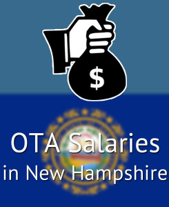 OTA Salaries in New Hampshire's Major Cities