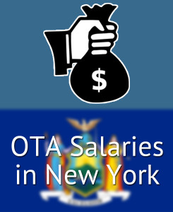 OTA Salaries in New York's Major Cities