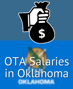OTA Salaries in Oklahoma's Major Cities