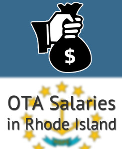 OTA Salaries in Rhode Island's Major Cities