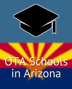 Find the best OTA schools in Arizona
