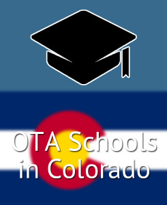 Accredited OTA schools in Colorado (CO)