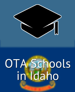 Find the best OTA schools in Idaho