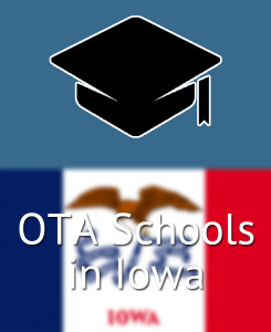 Compare OTA schools in Iowa