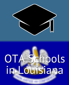 Compare OTA schools in Louisiana
