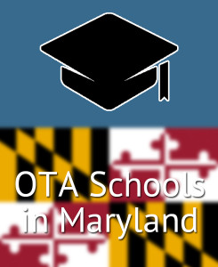 Research OTA Schools in Maryland (MD)