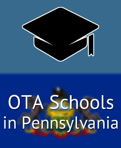 Compare OTA schools in Pennsylvania