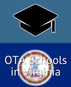 Compare OTA schools in Virginia