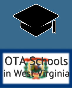 Compare OTA schools in West Virginia