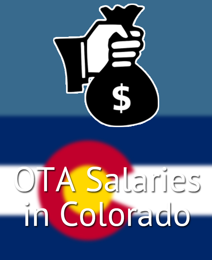 Occupational Therapy Assistant Salary in Colorado (CO)