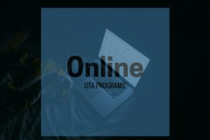 OTA Programs Online: What to Consider for Your COTA Education